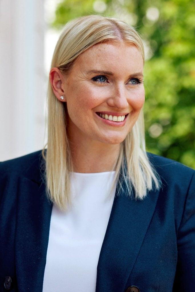 Kanzlei PBD Portrait Dr. Laura Dreissigacker