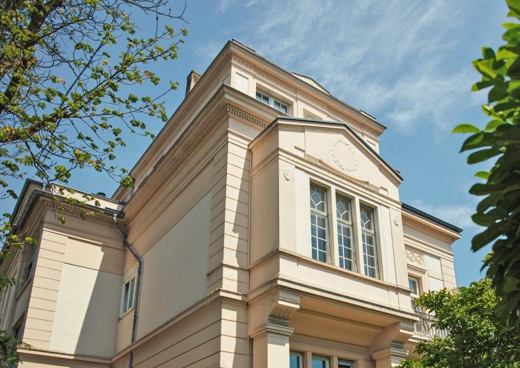 Kanzlei PBD Jugendstil Villa Wiesbaden